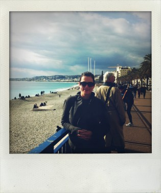 A Sunday afternoon in Nice