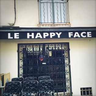 Le Happy Face