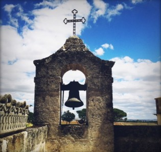 Bell tower - Masseria La Selva